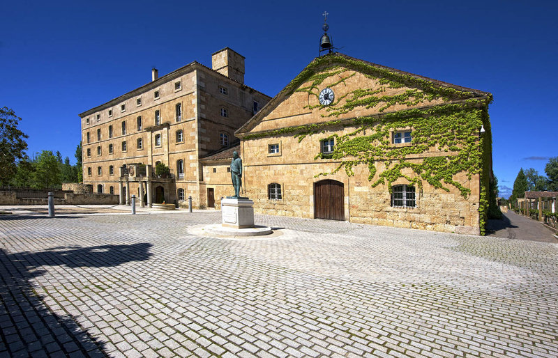 Main Building and Wine Cellar