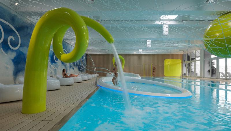 Indoor water park Parco Acque