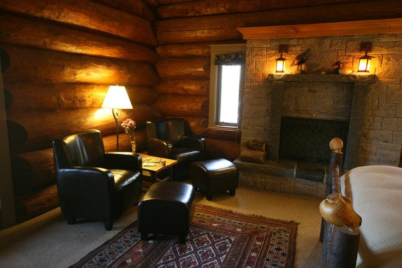 Fireplace Junior Suite
