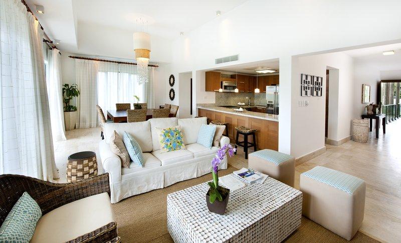 Three Bedroom Casita Living Room