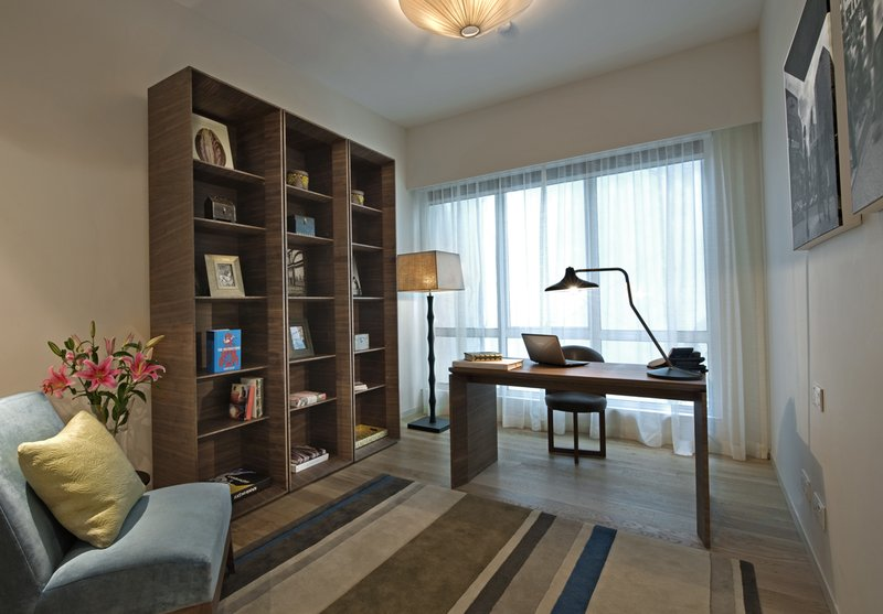 Three Bedroom Residensi Study Area