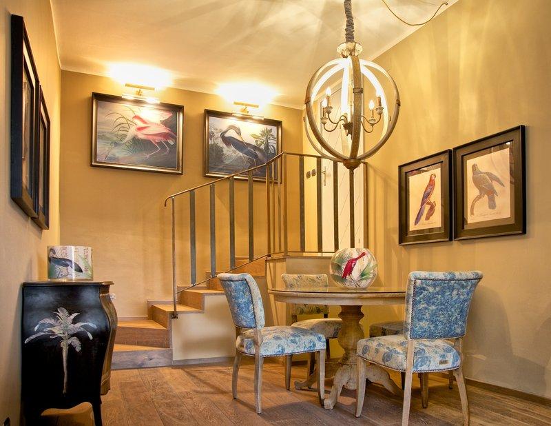 The Villa Apartment