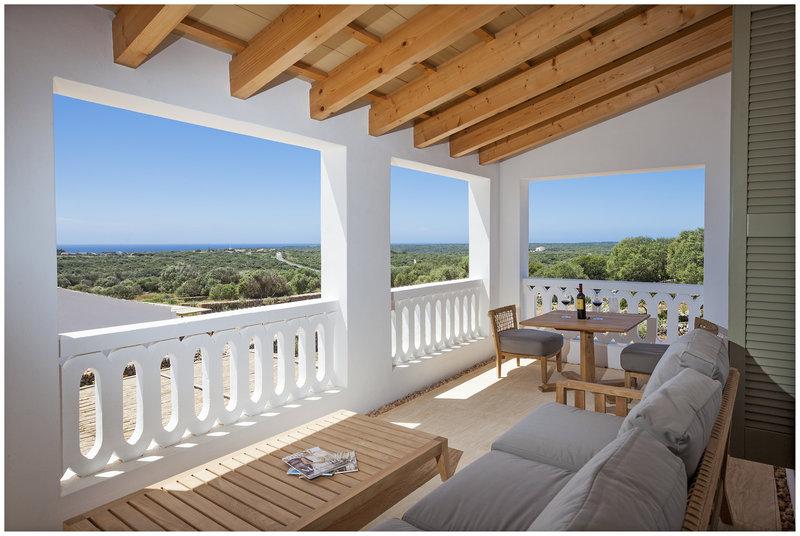Grand Sea View Terrace