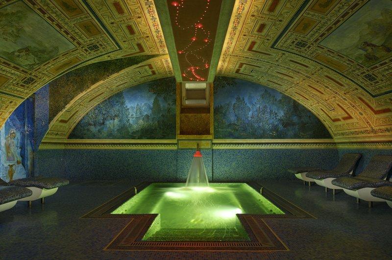 Plunge Pool Espace Byblos Spa