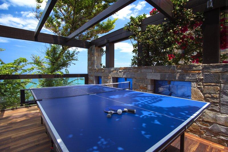 Porto Zante Table Tennis