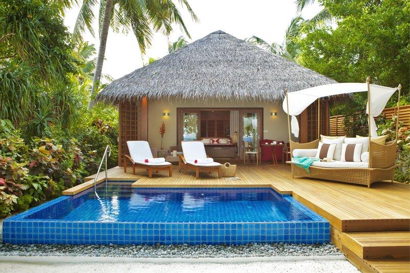Baros Pool Villa Deck