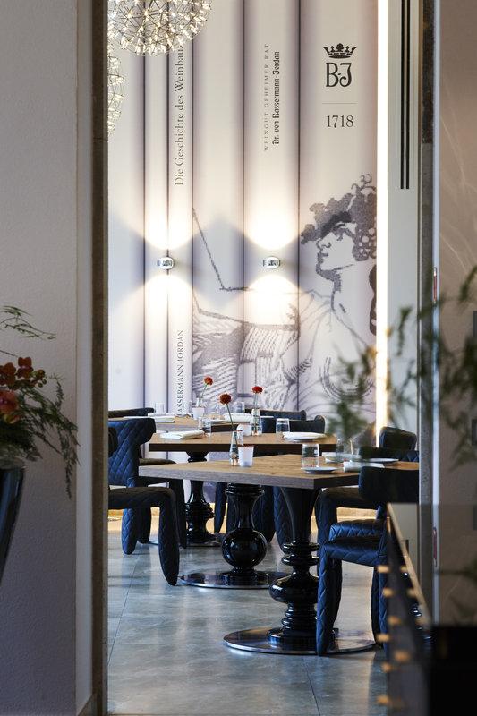 Restaurant L.A. Jordan