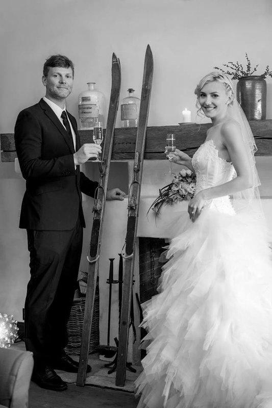 Wedding La Cordée des Alpes