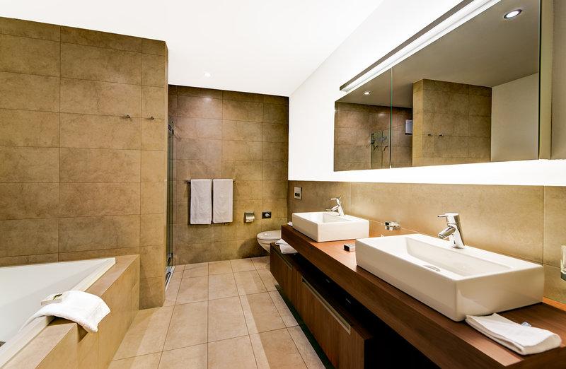 Apartment Master bathroom