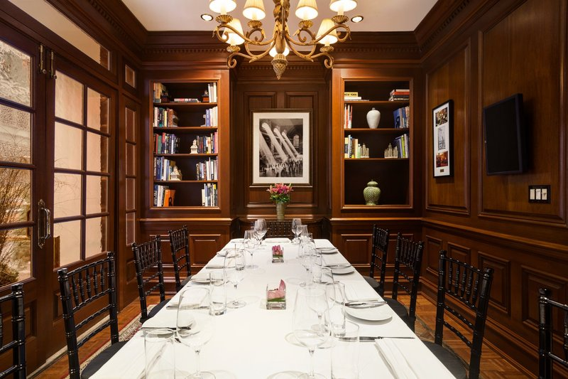 Library Private Dinner