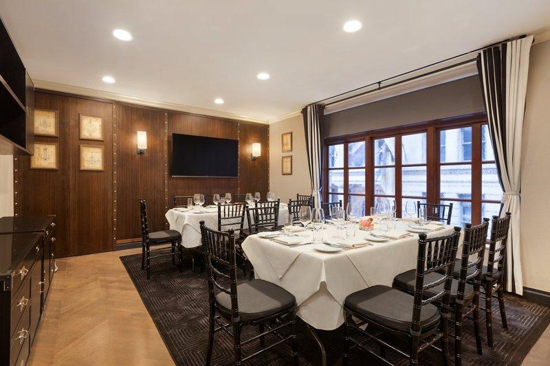Boardroom Dining