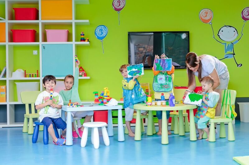EGV Cool Creche and Kids Club