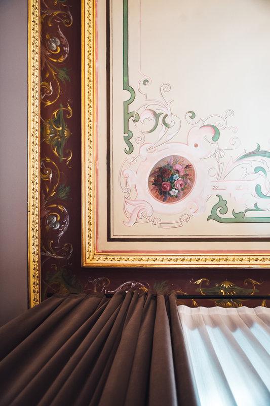 Suite Sant Francesc Ceiling