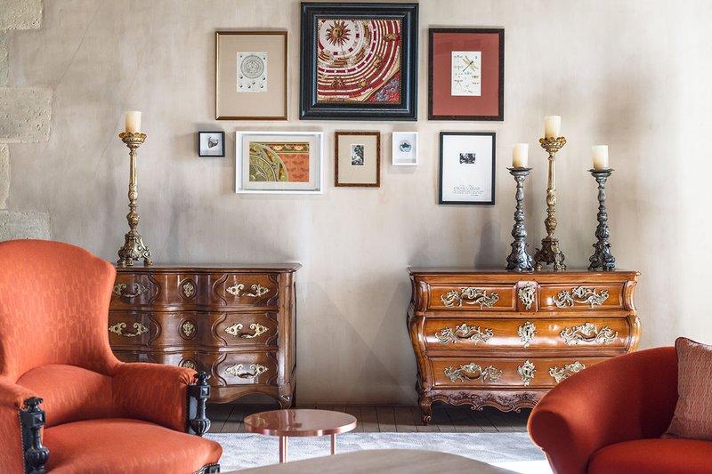 Château - Premium Suite Venus - Living Room