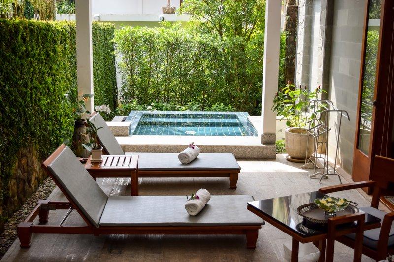 Sala Villa With Outdoor Hydropool