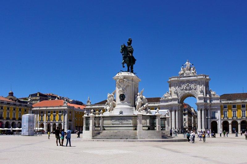 Landmark - Praça do Comércio