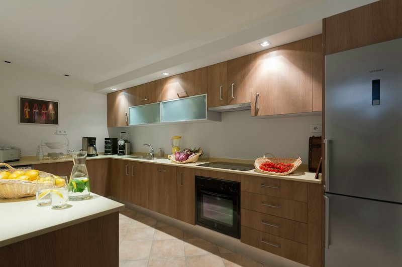 Kitchen Area Villa Azur
