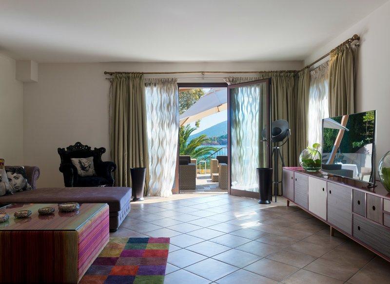 Living Room Villa Azur