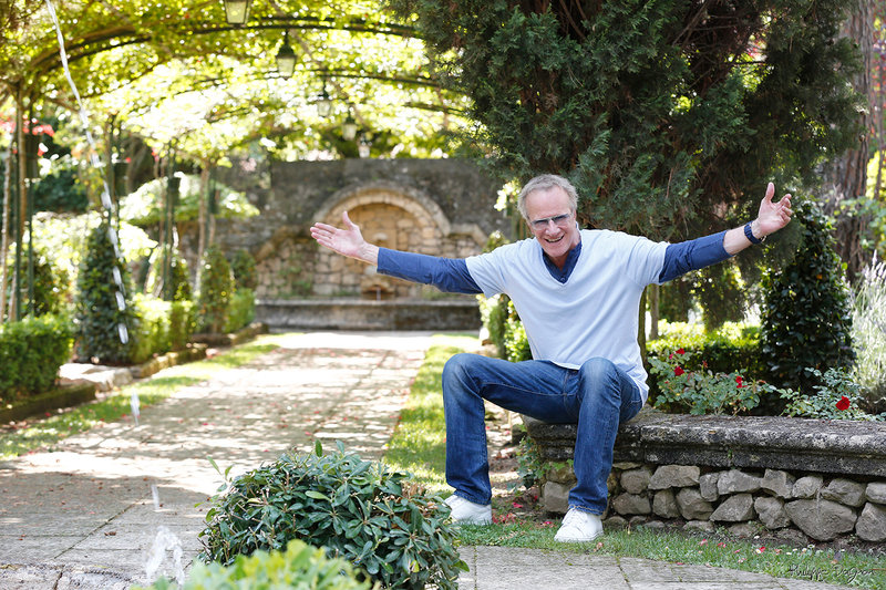 Christopher Lambert welcomes you