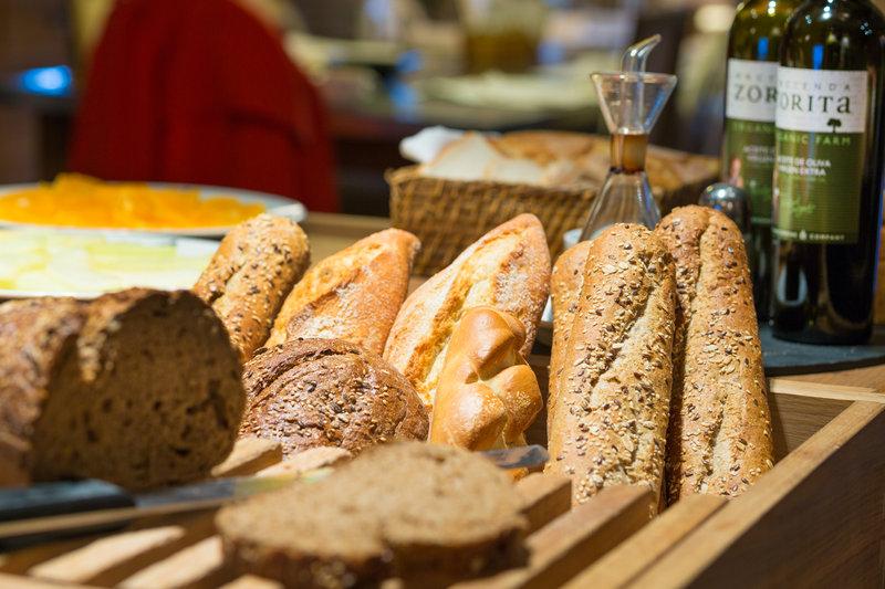 Hacienda Zorita Breakfast