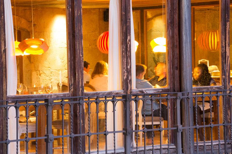 Hacienda Zorita Restaurant