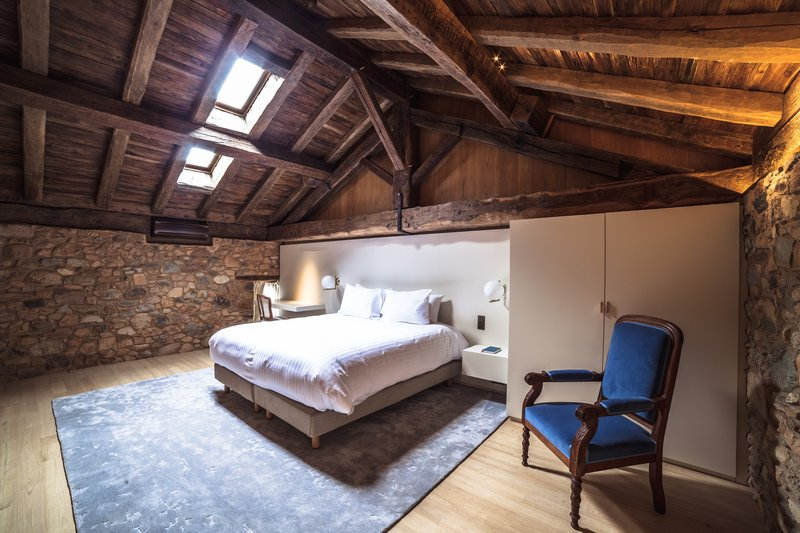 Longere Hiver - Bedroom
