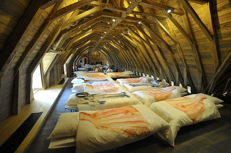 Sweet Dreams in the Attics Playroom