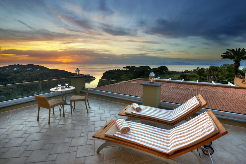 Executive Suite - terrace