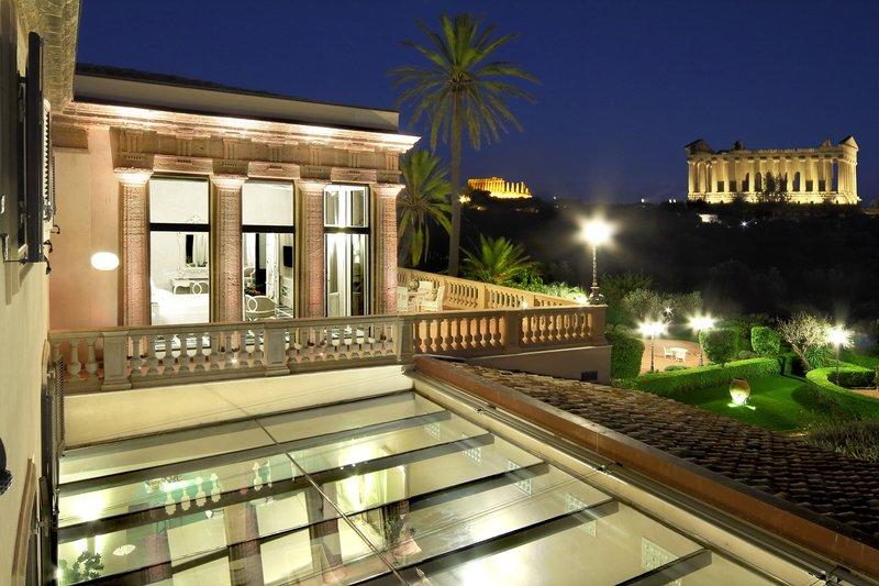 Villa Suite exterior