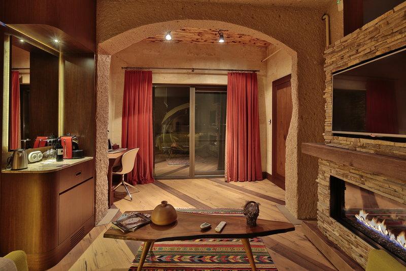 NANSHE-Deluxe Cave Suite