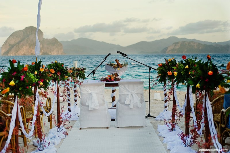 Beach Wedding Dream