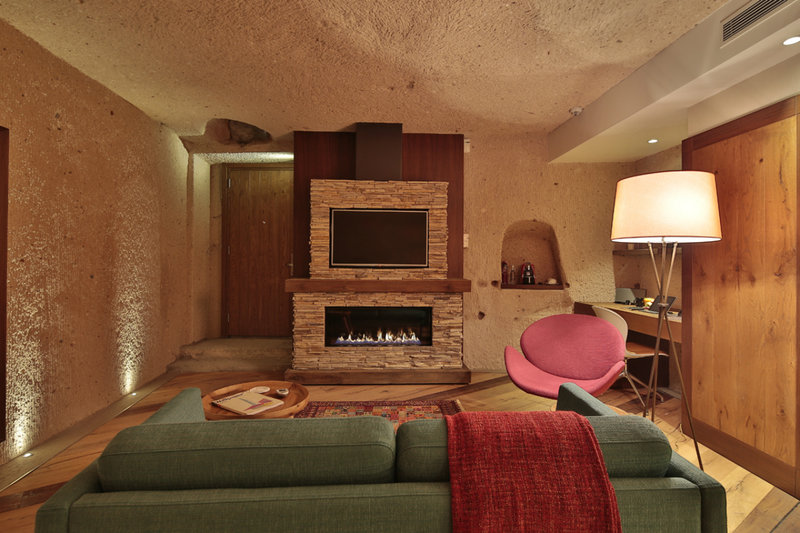 KAMRUSEPA-Deluxe Cave Room