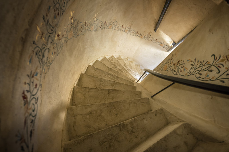 Observatory Suite Stairs
