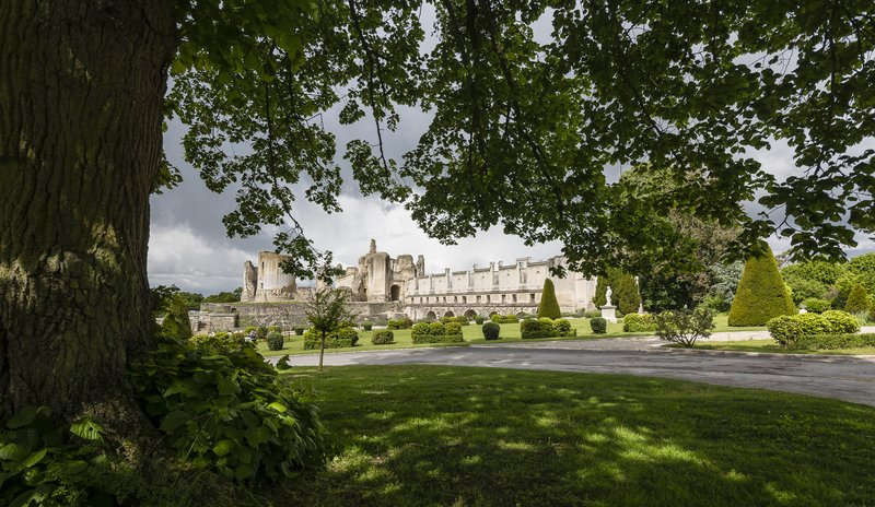 Castle Garden View