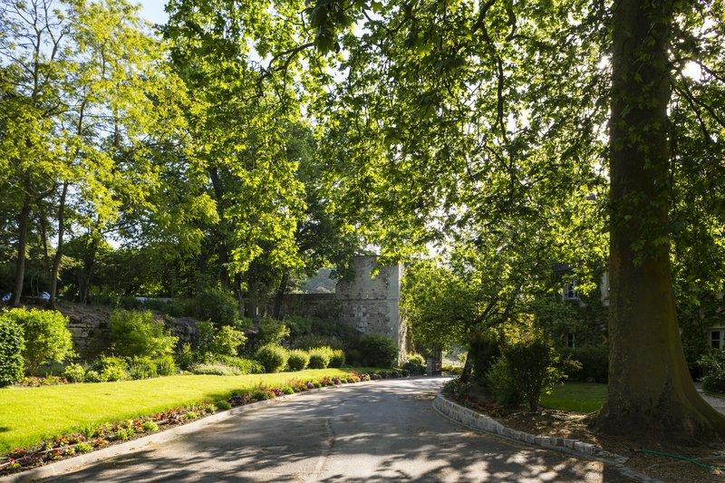 Castle's Entrance