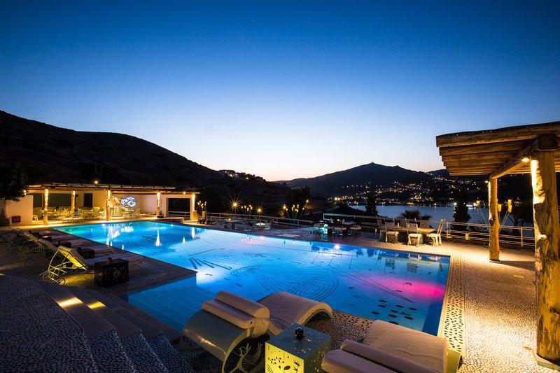 Sunrise at Agalia Luxury Suites