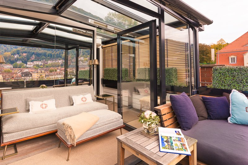 Sky Suite Terrace