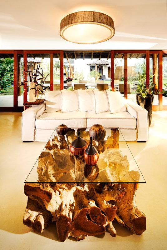 Maloca living room