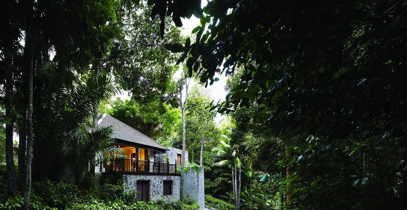 3 Bedroom Hilltop Estate - Exterior