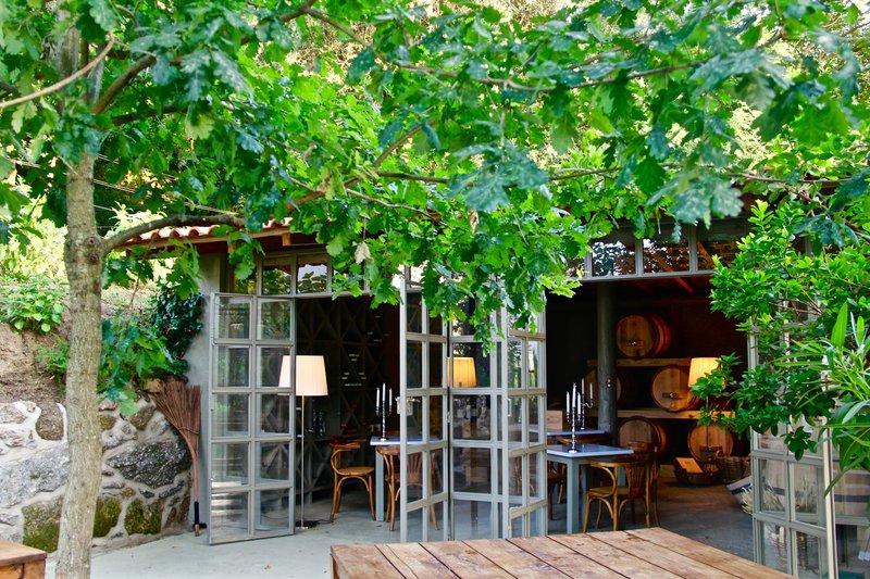 Carmo's Wine Atelier exterior