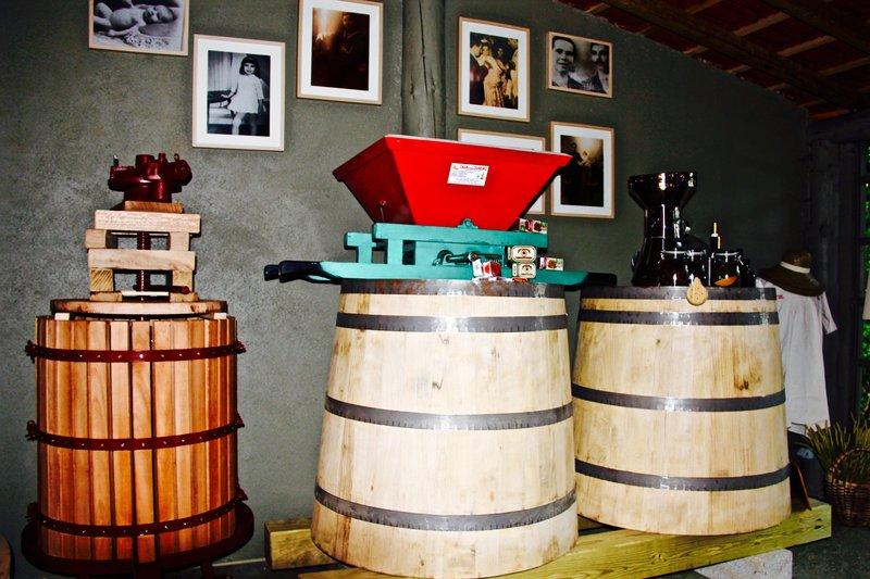 Carmo's Wine Atelier - interior