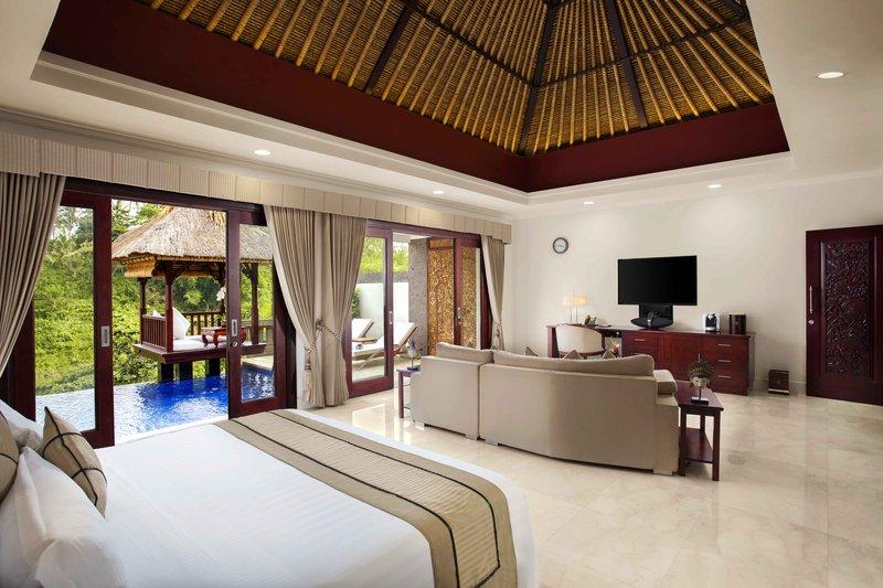 Deluxe Terrace Villa Interior