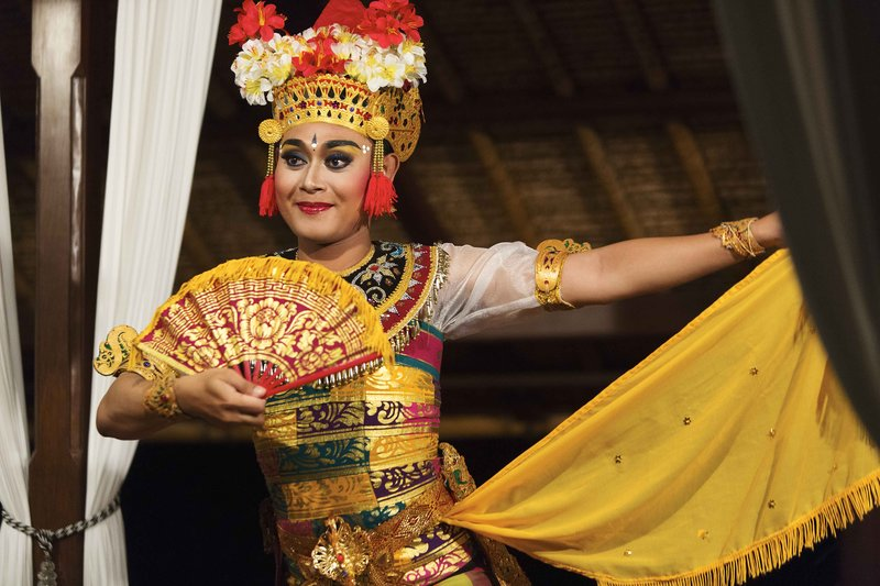 Tradition Bali Dance