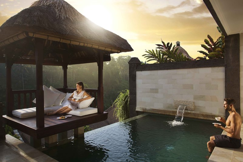 Viceroy Bali Pool Villa Lifestyle