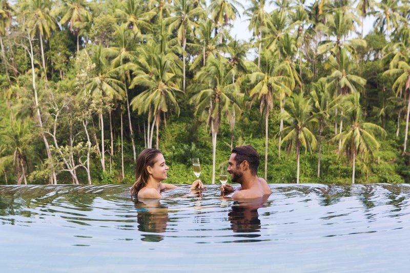 World's secret tropical hideaway