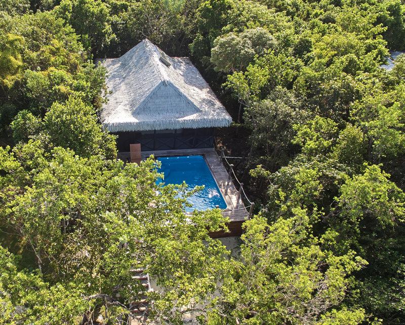 Pool Villa Aerial