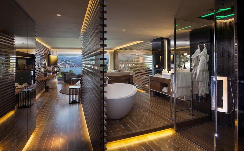 THE VIEW Lugano Junior Suite