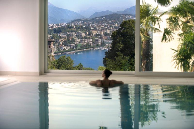 THE VIEW Lugano Spa