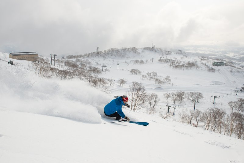 Ultimate ski mecca