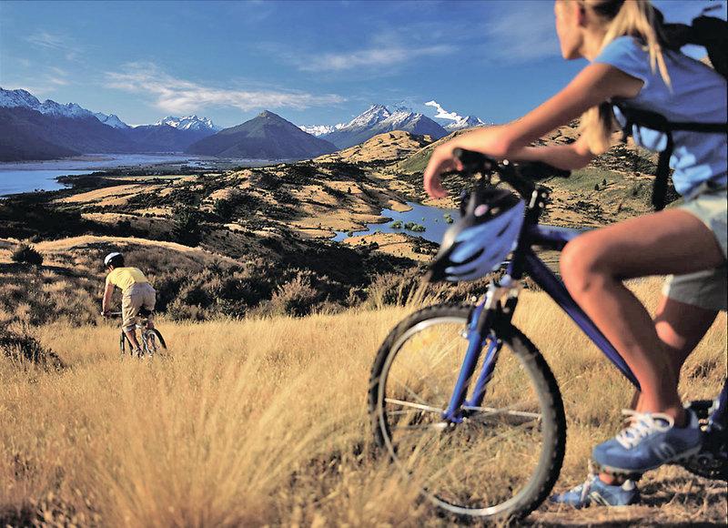 Blanket Bay Wyuna Mountainbikers